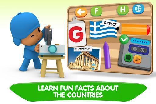 Pocoyo ABC Adventure - Fun Alphabet Learning - عکس برنامه موبایلی اندروید