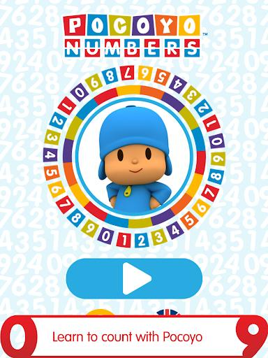 Pocoyo Numbers 1, 2, 3 Free - عکس برنامه موبایلی اندروید