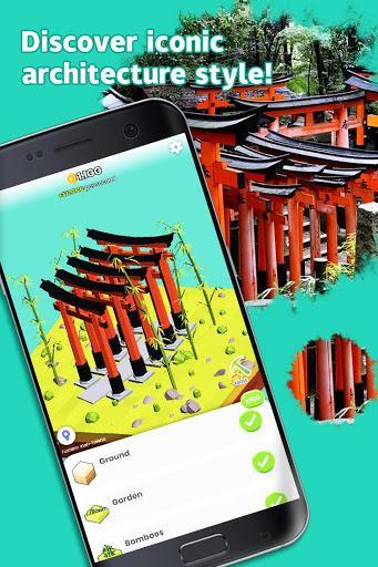 Idle Landmarks - عکس بازی موبایلی اندروید