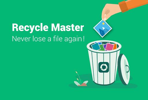 RecycleMaster: RecycleBin, File Recovery, Undelete - عکس برنامه موبایلی اندروید