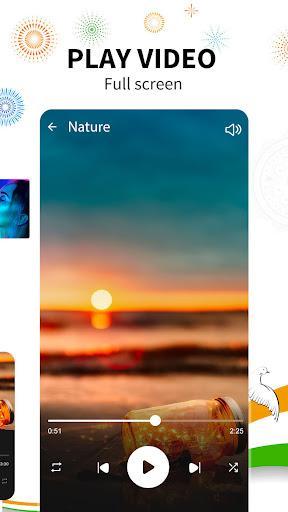 Tik Tik Video Player - عکس برنامه موبایلی اندروید