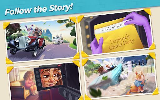 Penny & Flo: Finding Home - عکس بازی موبایلی اندروید