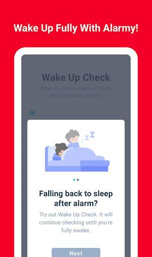 Alarmy - Morning Alarm Clock - عکس برنامه موبایلی اندروید