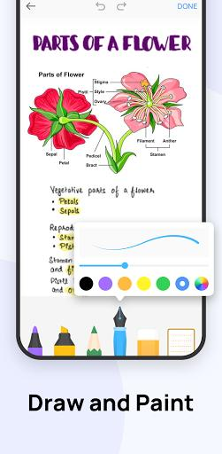 Easy Notes - Notepad, Notebook, Free Notes App - عکس برنامه موبایلی اندروید