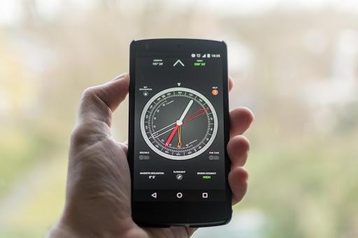 Compass - عکس برنامه موبایلی اندروید