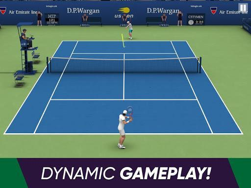 Tennis Open: Ultimate Sport Game Tournament in 3D - عکس بازی موبایلی اندروید