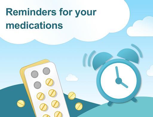 Pill Reminder & Medication Tracker - MyTherapy - عکس برنامه موبایلی اندروید