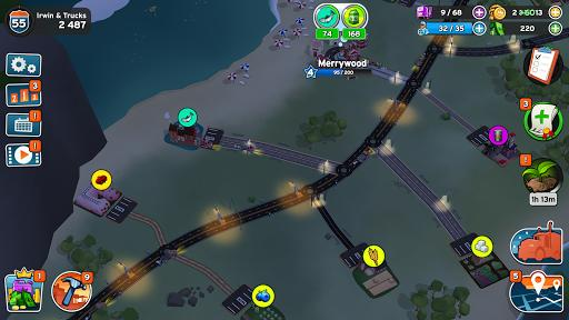 Transit King Tycoon - Simulation Business Game - عکس بازی موبایلی اندروید