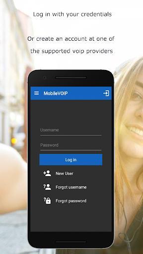 MobileVOIP Cheap international Calls - عکس برنامه موبایلی اندروید