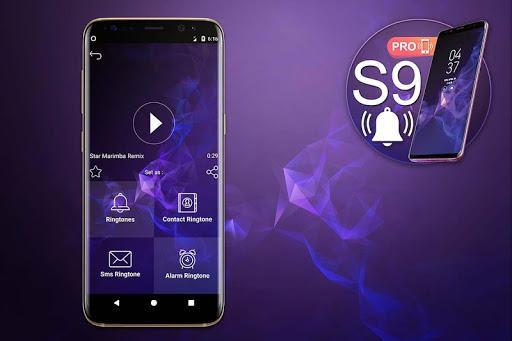 Best Galaxy S9 Plus Ringtones 2021 | Free - عکس برنامه موبایلی اندروید