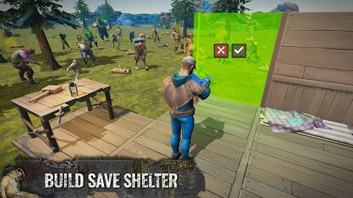 Days After: Zombie survival games. Post apocalypse - عکس بازی موبایلی اندروید