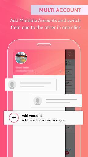 Followers & Unfollowers – مدیریت دنبالکنندگان اینستاگرام - عکس برنامه موبایلی اندروید