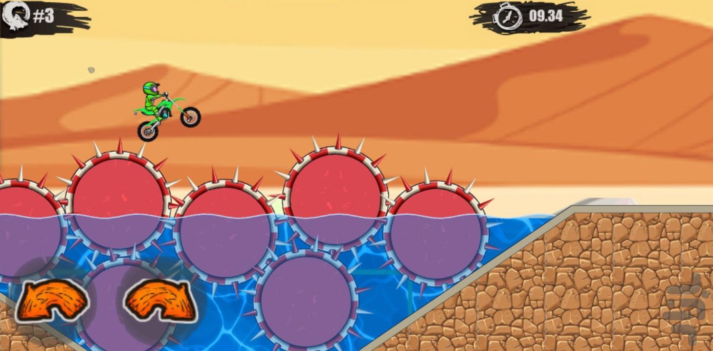 موتور بازی کودکانه - عکس بازی موبایلی اندروید