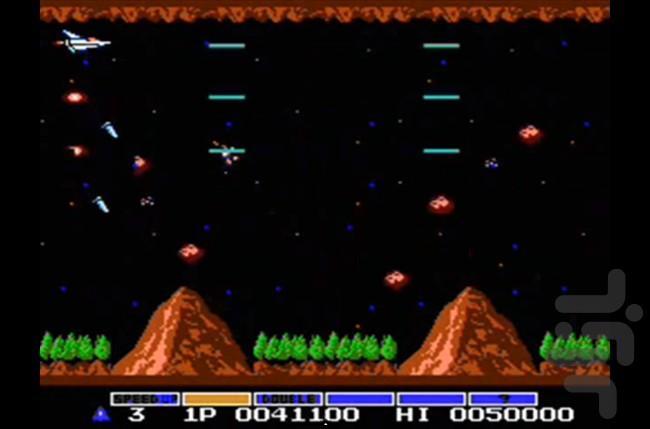 کشتی فضایی میکرو - عکس بازی موبایلی اندروید