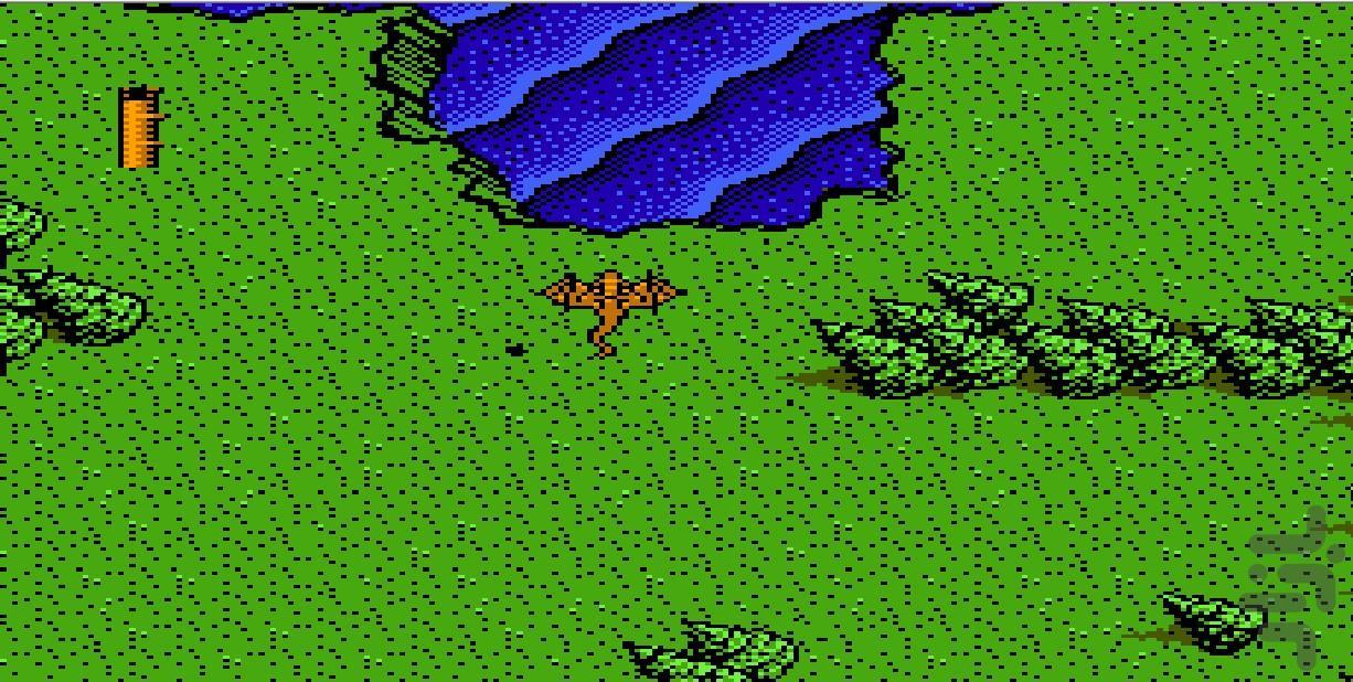 اژدهای آتشین - عکس بازی موبایلی اندروید