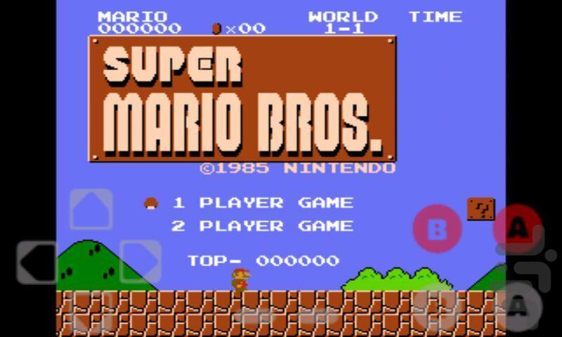 بازی جذاب قارچ خور (سوپر ماریو) - عکس بازی موبایلی اندروید