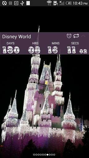 Final Countdown - عکس برنامه موبایلی اندروید
