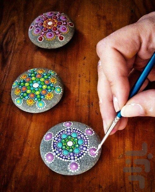 هنر در خانه - عکس برنامه موبایلی اندروید