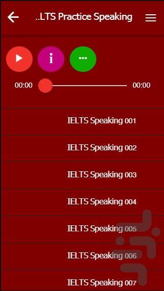 Easy IELTS - عکس برنامه موبایلی اندروید