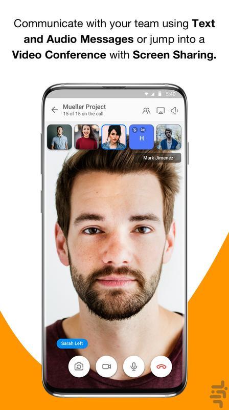 ریورز - عکس برنامه موبایلی اندروید