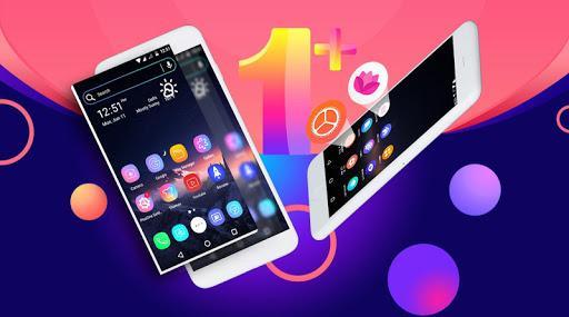 Launcher Plus One - عکس برنامه موبایلی اندروید