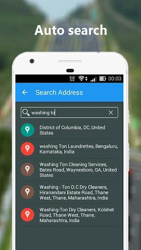 Location Map - عکس برنامه موبایلی اندروید