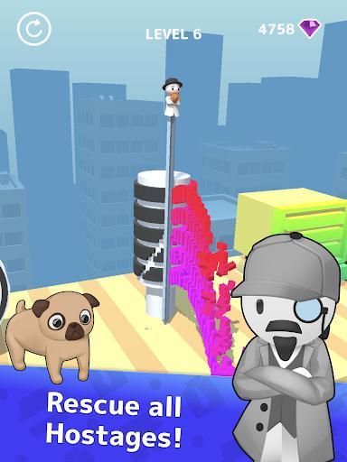 Mr. Slice - عکس بازی موبایلی اندروید