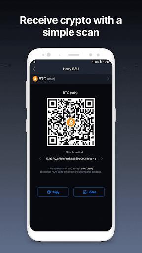 SafePal - Crypto wallet BTC ETH LTC BNB Tron EOS - عکس برنامه موبایلی اندروید