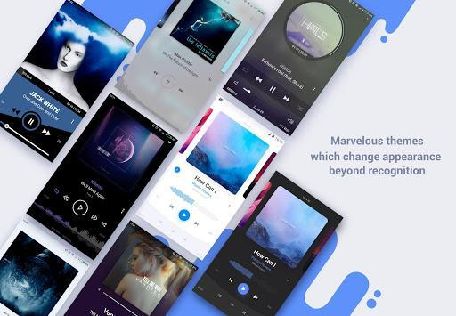 Stellio - Music and mp3 Player - Image screenshot of android app