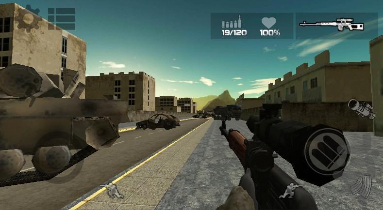 عملیات سیاه 2 - عکس بازی موبایلی اندروید