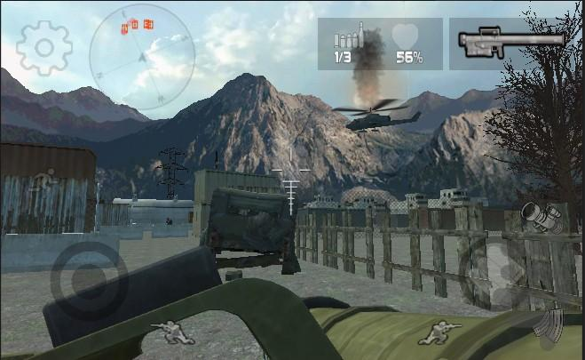 Black Operations 1 - Gameplay image of android game