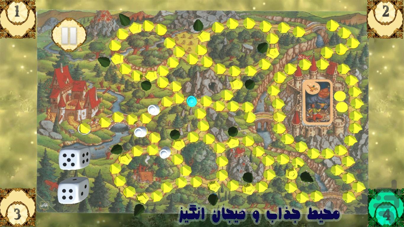 راز جنگل - عکس بازی موبایلی اندروید