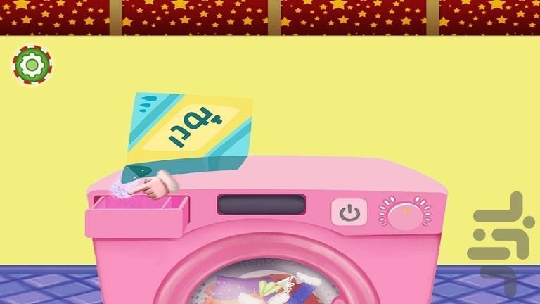 خانه تکانی در کریسمس - عکس بازی موبایلی اندروید