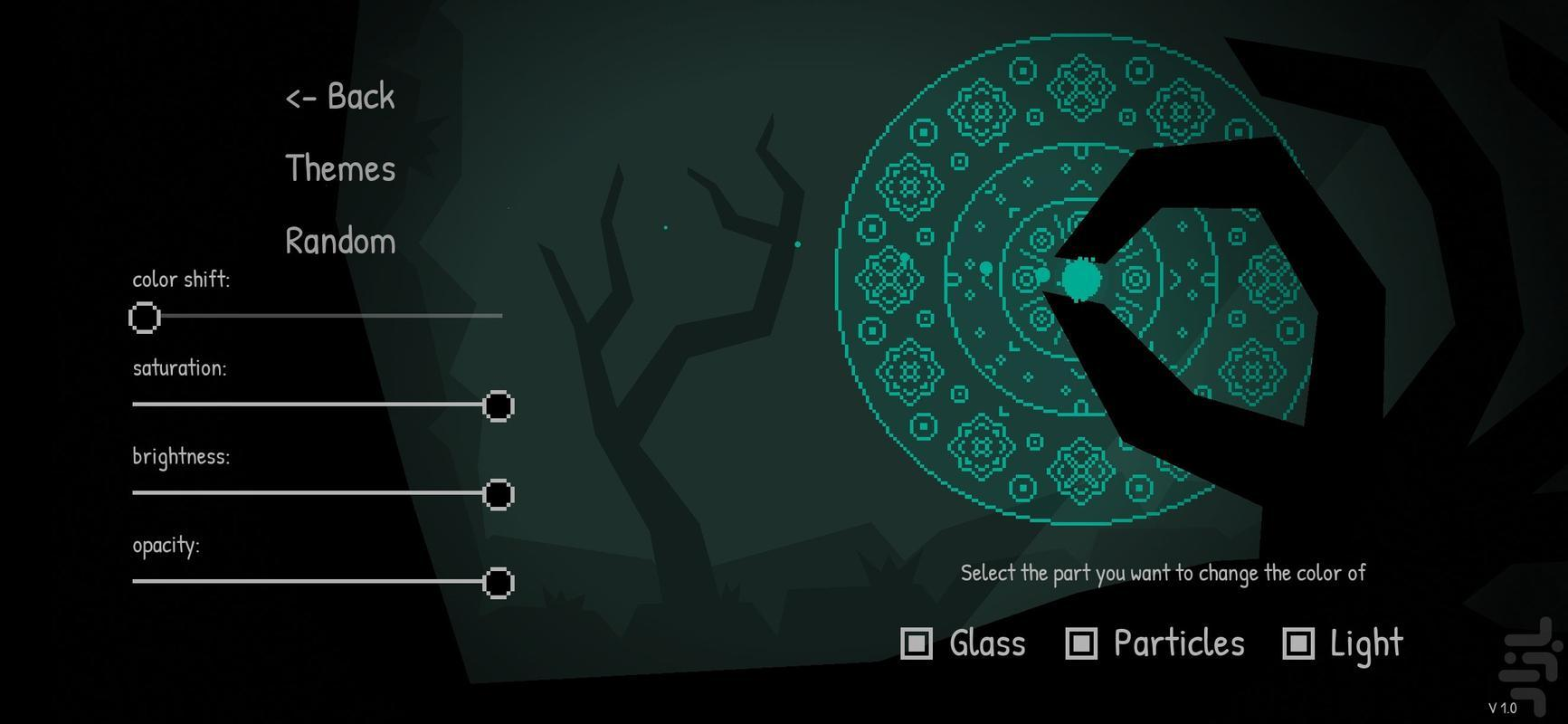 نورک (نور کوچولو) - عکس بازی موبایلی اندروید