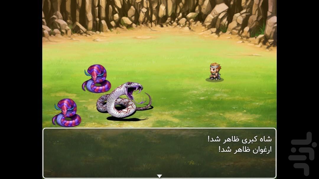 حکایات فراهان: بازگشت - عکس بازی موبایلی اندروید