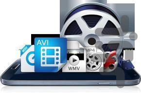پخش کننده و تبدیل فرمت ویدیو - عکس برنامه موبایلی اندروید