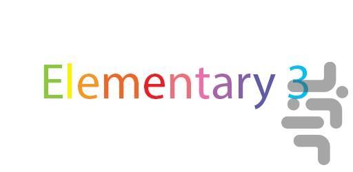 Elementary Three - عکس برنامه موبایلی اندروید