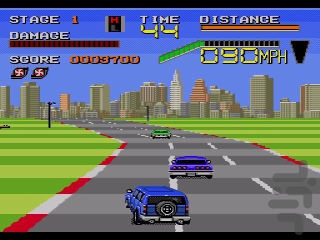 دزد و پلیس - عکس بازی موبایلی اندروید