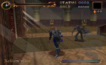 بازی قلعه شیطان سه بعدی Castlevania - عکس بازی موبایلی اندروید