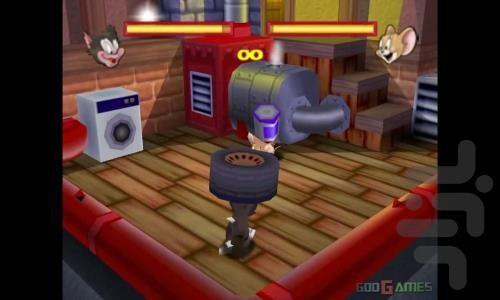 موش و گربه 2 (Tom And Jerry 2) - عکس بازی موبایلی اندروید