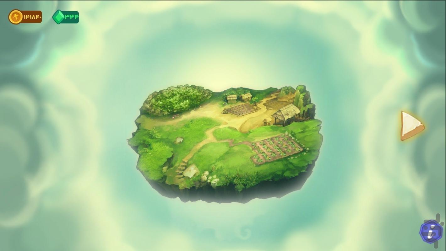 معدنچی کوچک - عکس بازی موبایلی اندروید