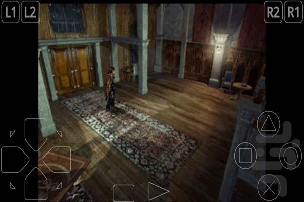 تنها در تاریکی - عکس بازی موبایلی اندروید