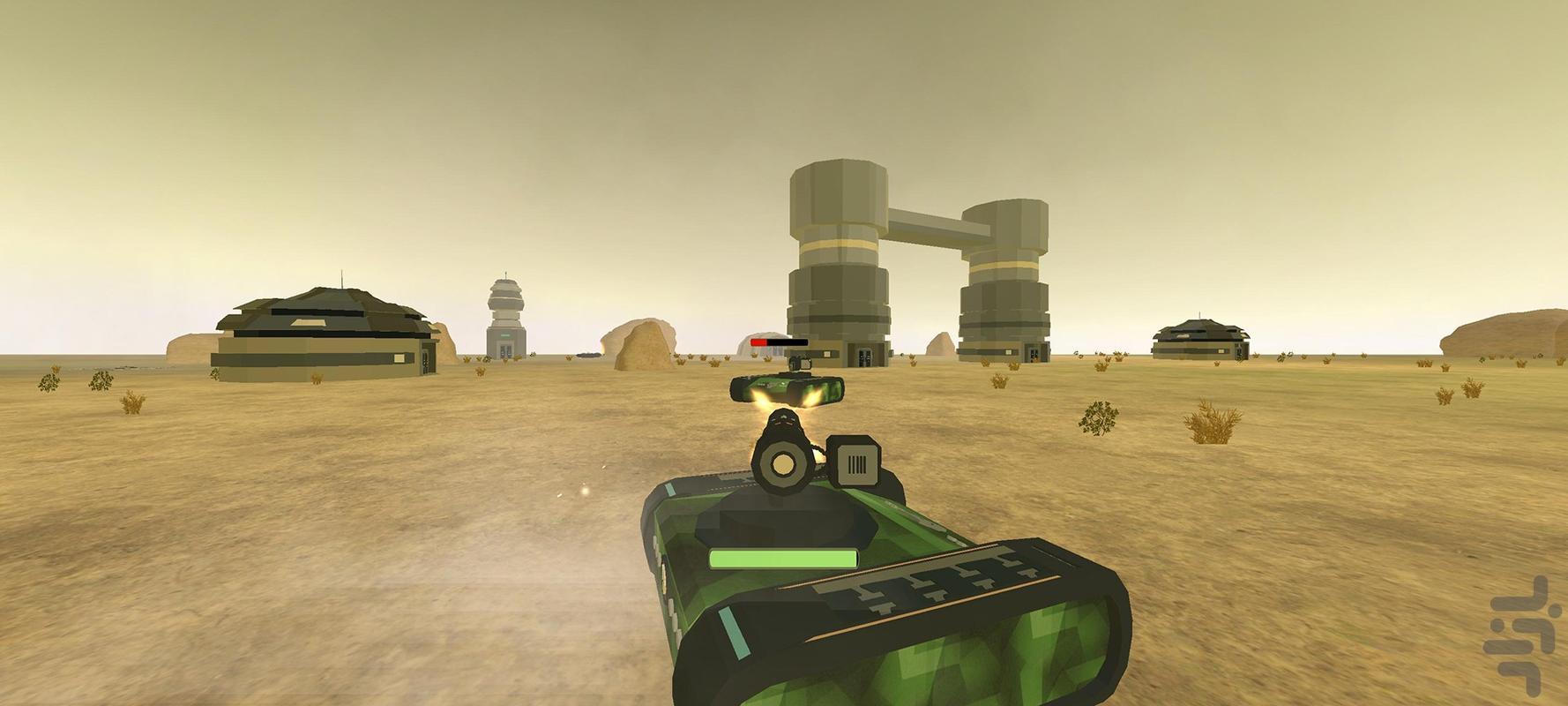 نبرد بی نهایت - عکس بازی موبایلی اندروید