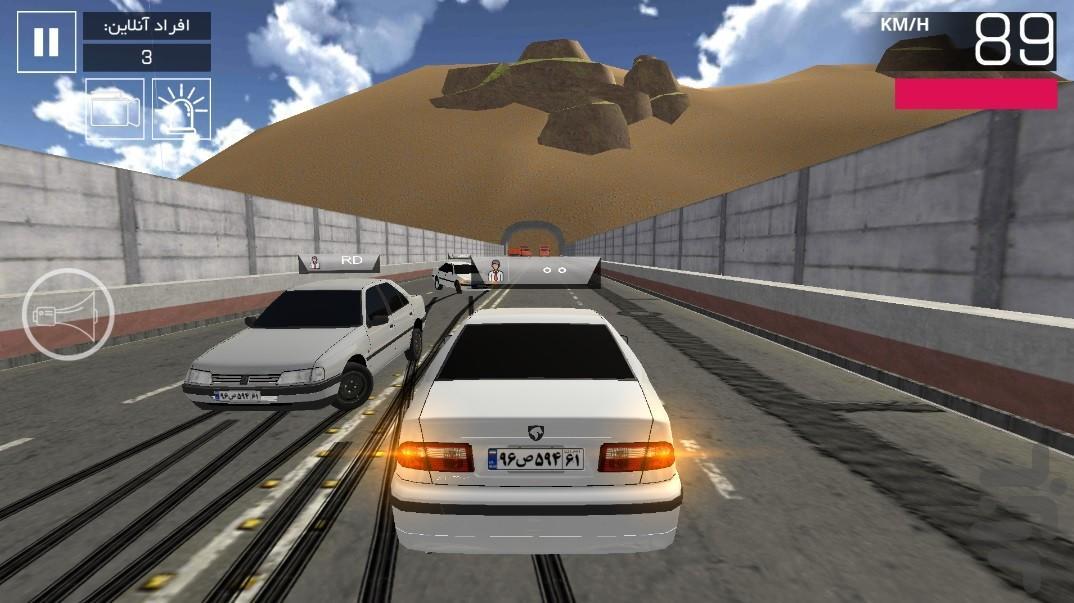 راننده شهري III - عکس بازی موبایلی اندروید