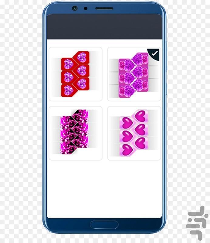 قفل زیپی لاکچری - عکس برنامه موبایلی اندروید