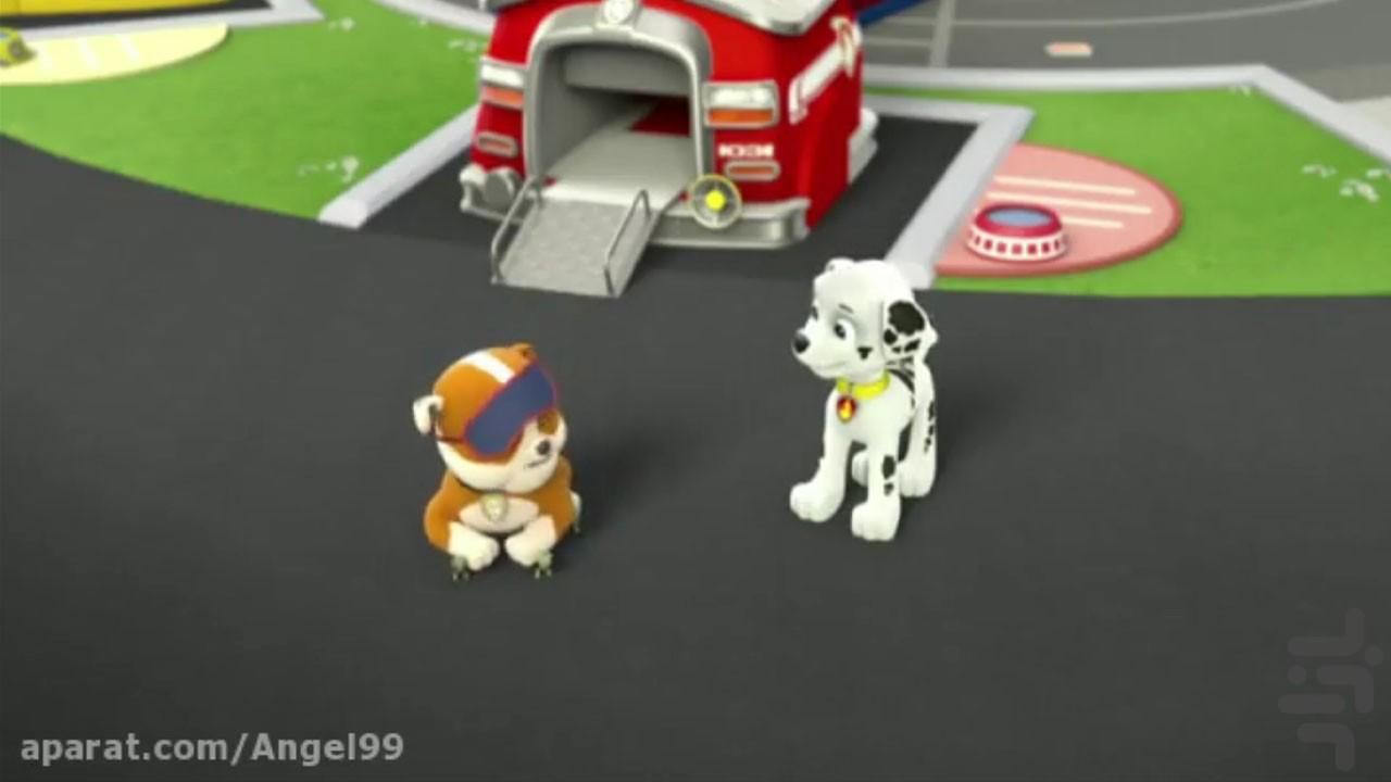 کارتون سگ های نگهبان - عکس برنامه موبایلی اندروید