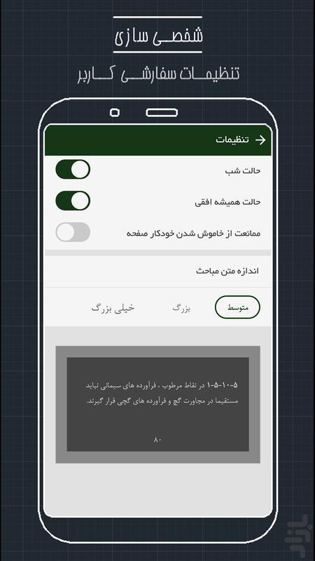 مقررات ملی ساختمان | پلاس - عکس برنامه موبایلی اندروید