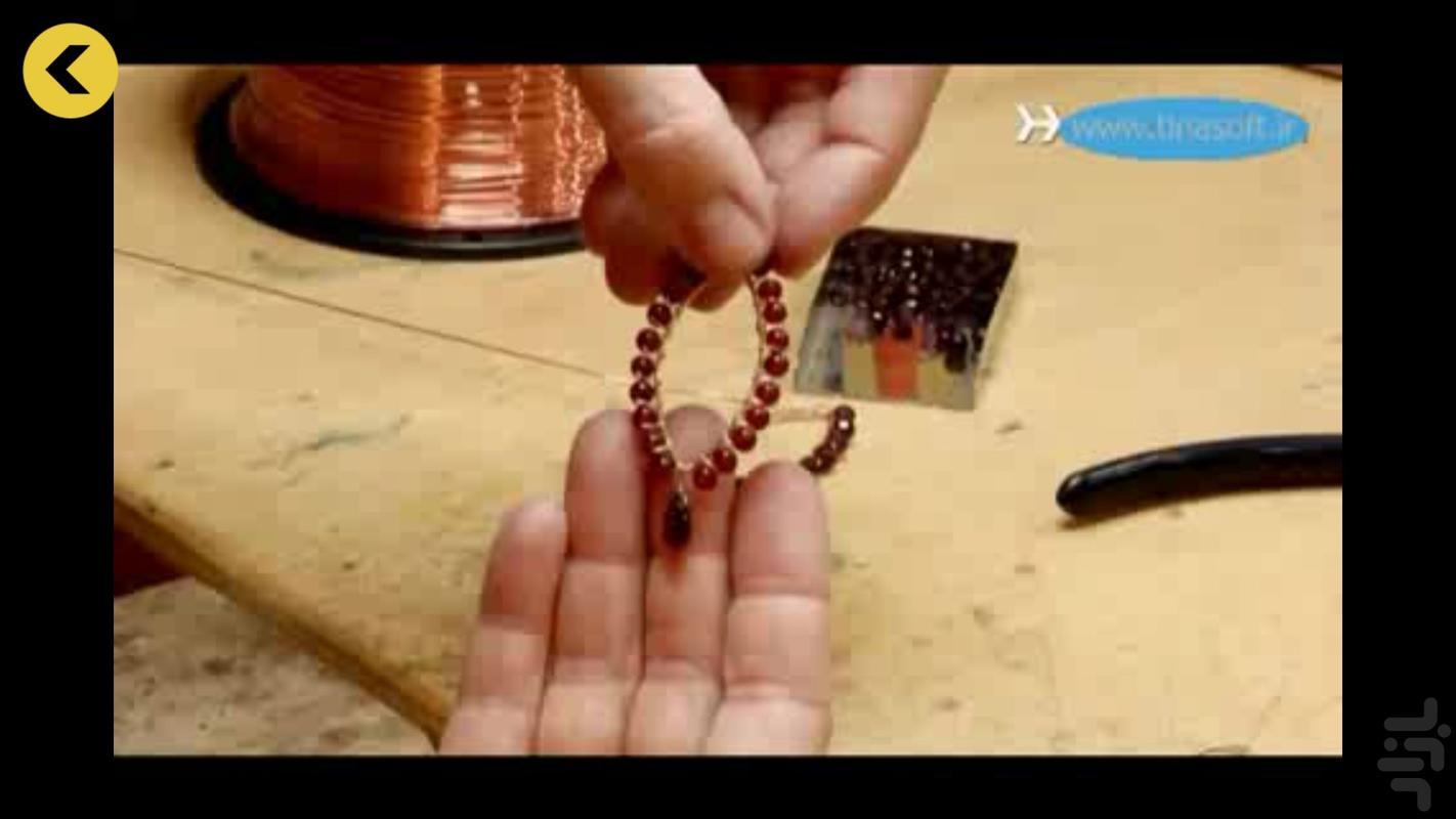 آموزش ساخت طلا و جواهر (فیلم) - عکس برنامه موبایلی اندروید
