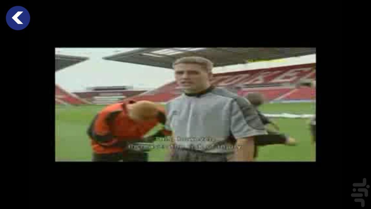 آموزش فوتبال توسط مایکل اوون (فیلم) - عکس برنامه موبایلی اندروید