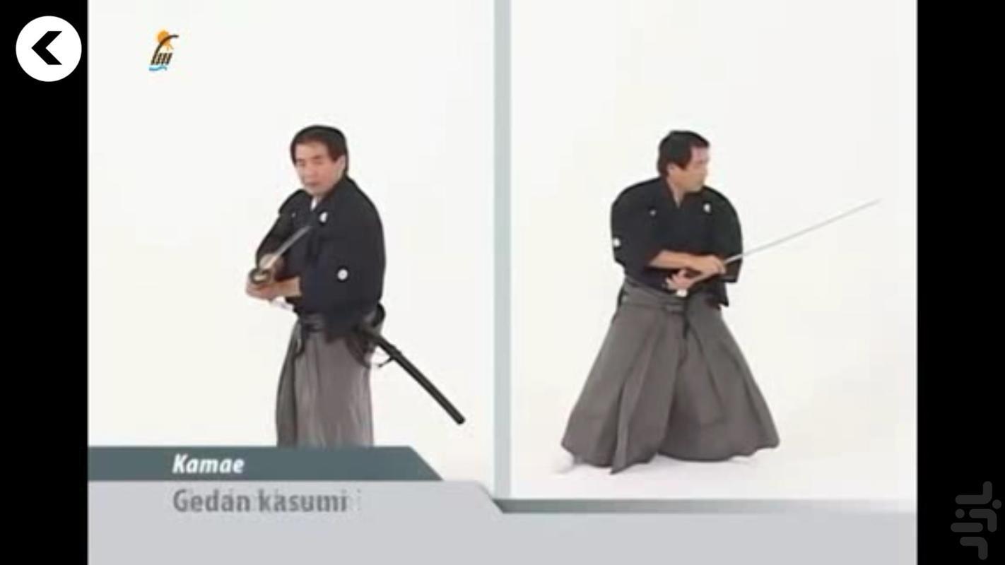 آموزش شمشیر سامورائی (فیلم) - عکس برنامه موبایلی اندروید